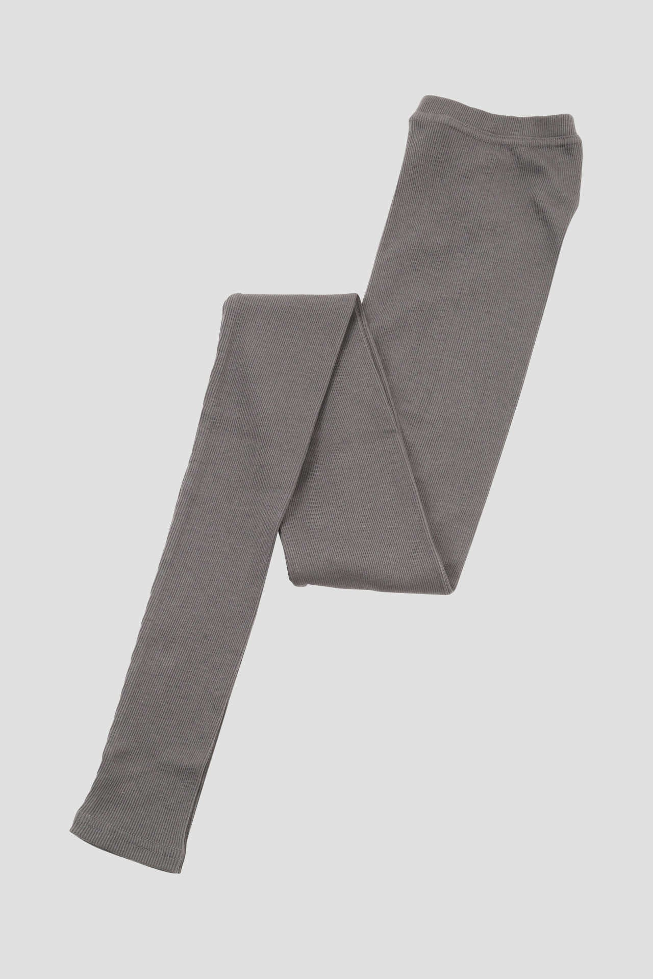 COTTON CASHMERE LEGGINGS6