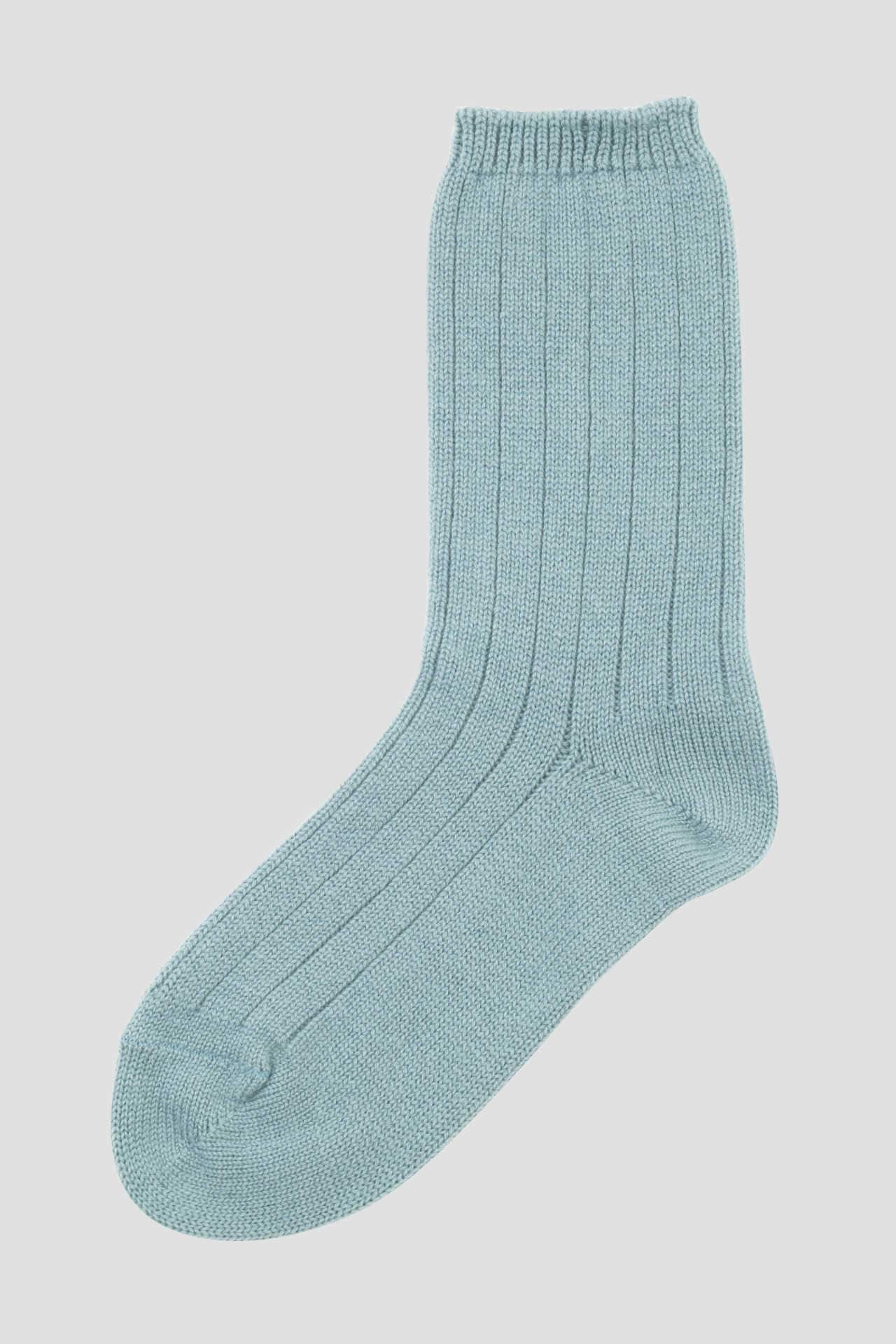 CASHMERE BED SOCK2