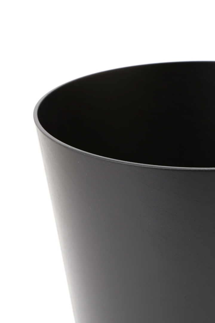 BLACK WOODEN BUCKET SMALL2