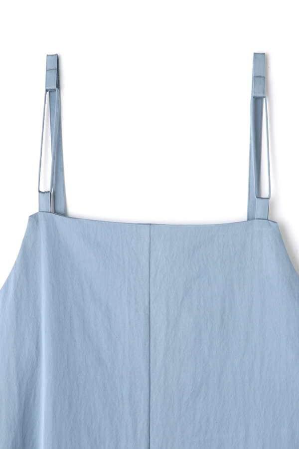 シアーサテンジャンパースカート