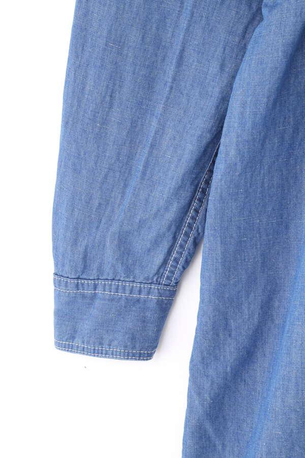 SAiAN 203 Dungaree Shirt OP