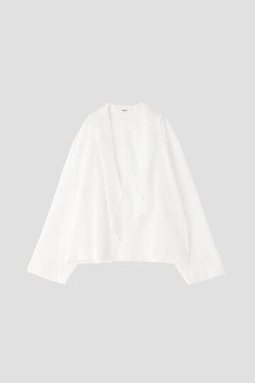 ヘチマ襟ショートジャケット