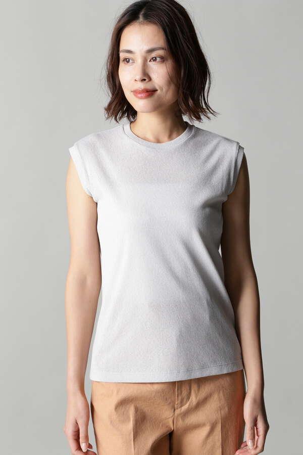 ドライテレコスリーブレスTシャツ