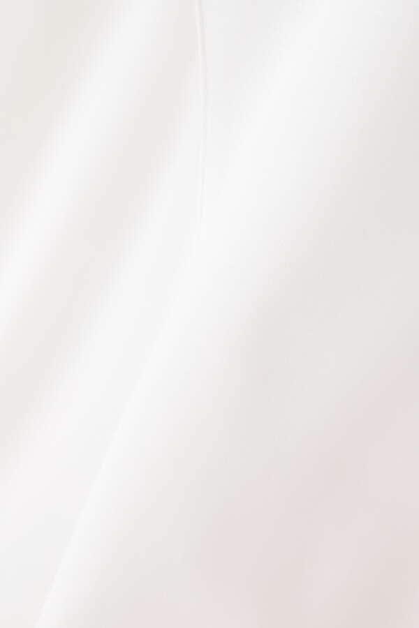 裾フレアープルオーバー