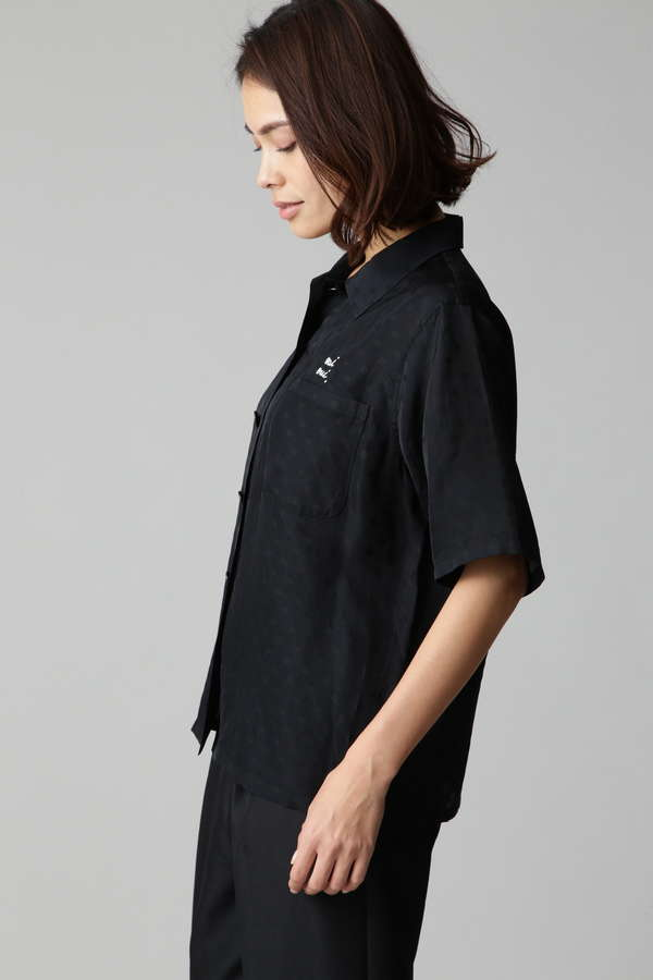 ボーリングシャツ