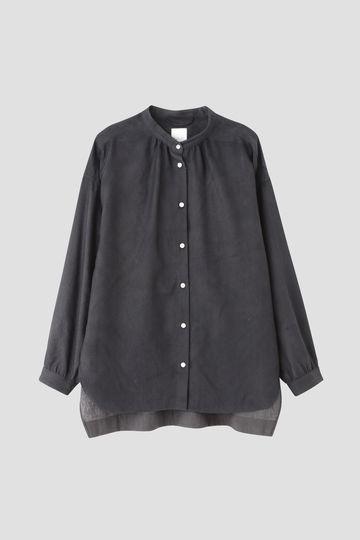 クールリネンシャツ
