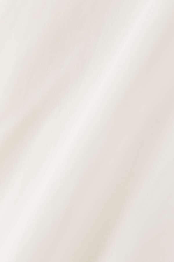 ラグランスリーブロングシャツブラウス