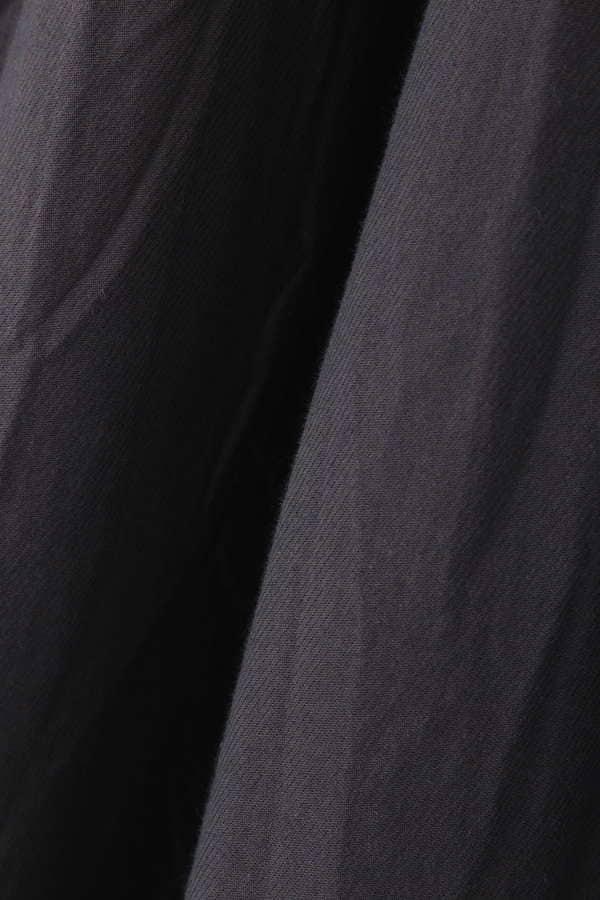 ゴムシャーリーロングスカート