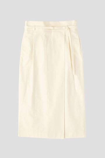 コットンネップスカート