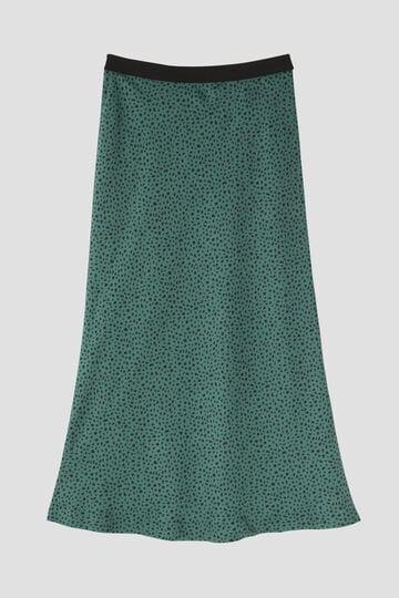 アニマルプリントスカート