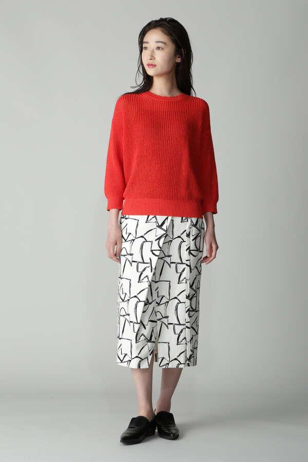 【セットアップ対象】ジオメ柄スカート