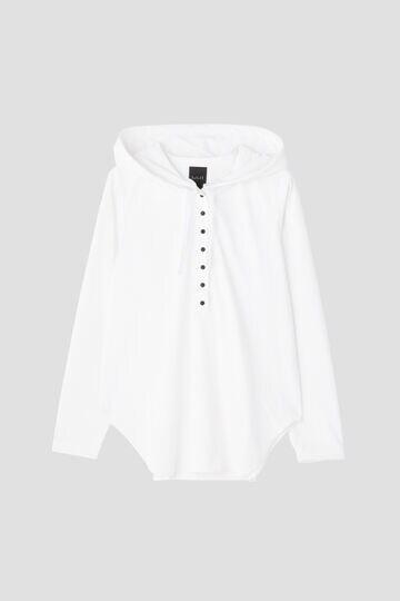DRY-X天竺PARKA Tシャツ