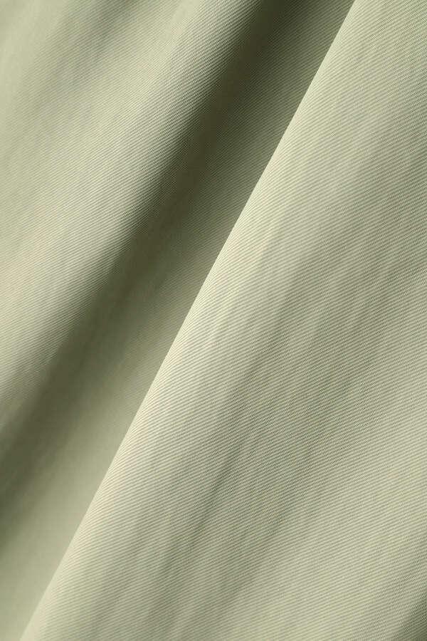 アセテートワイドパンツ