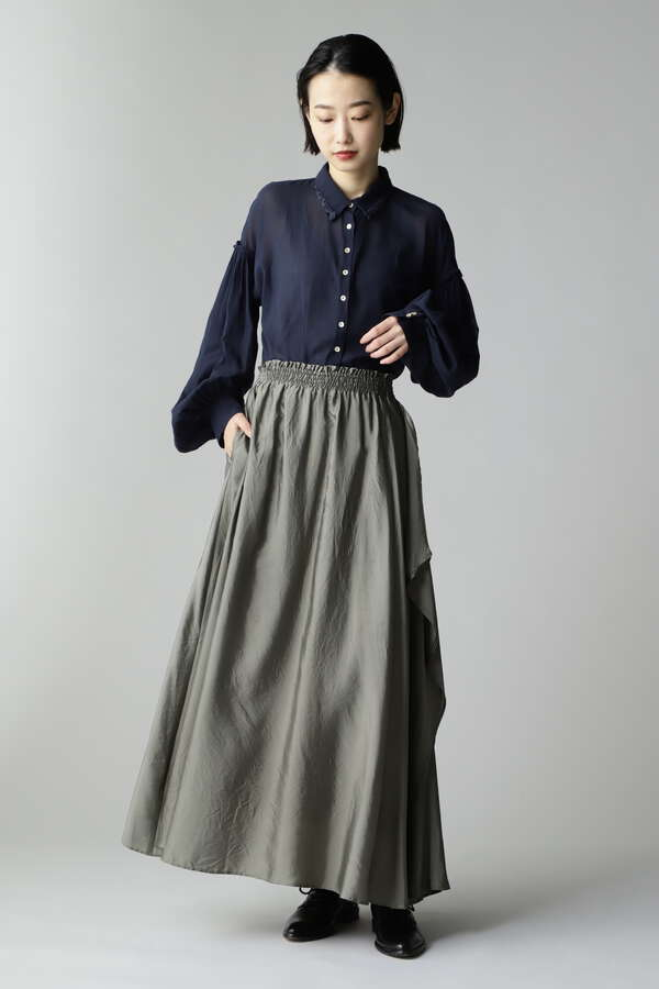 ヒラリフレアースカート