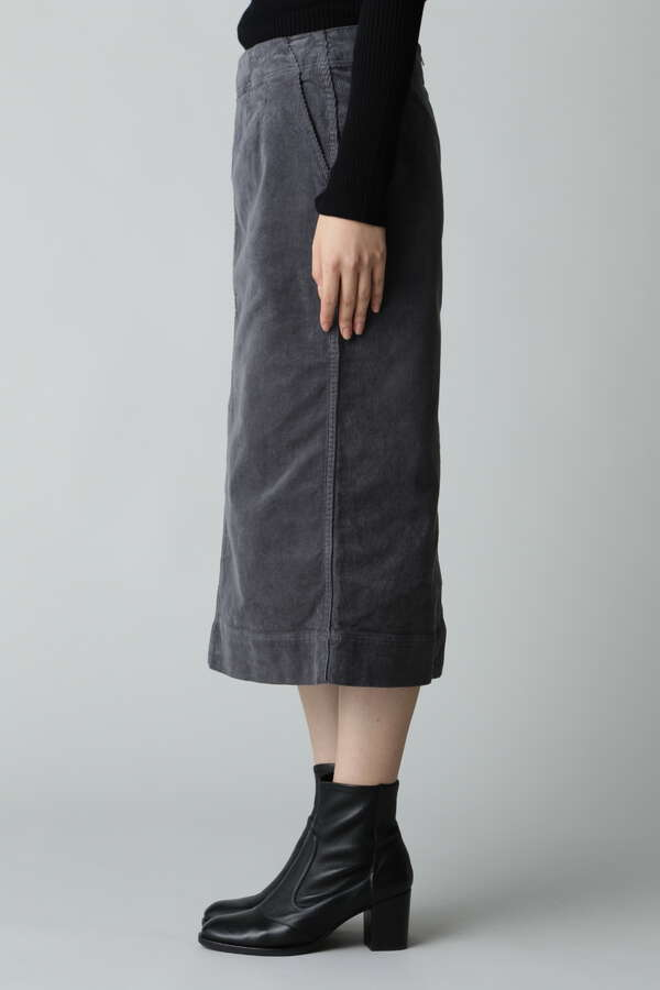 901C Long Tight  Skirt