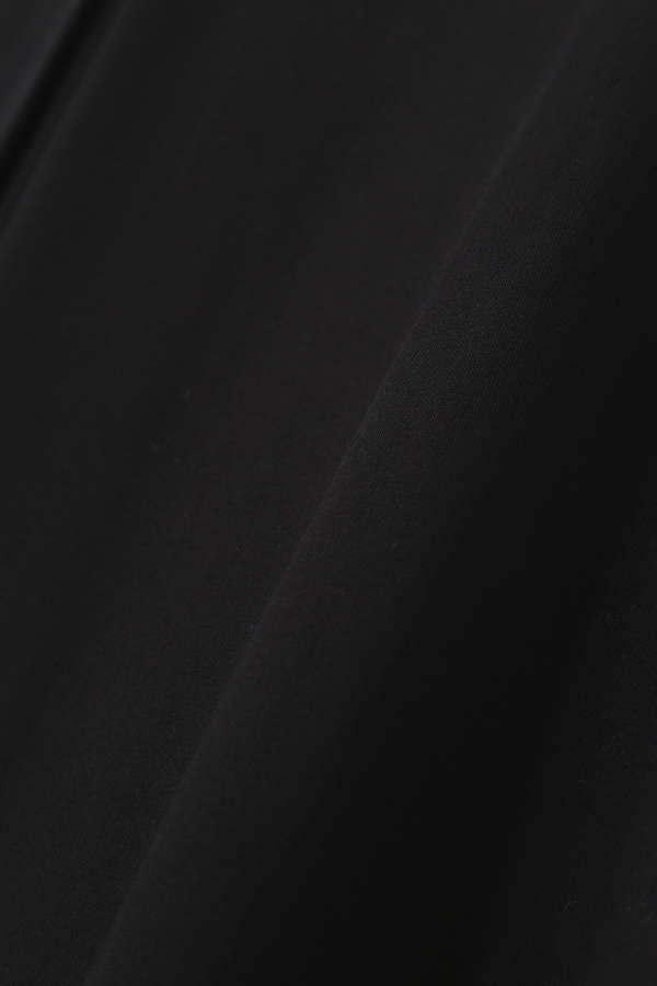 Unaca noir ポンチAラインワンピース