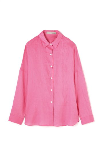 Luxluft 後リボンシャツ