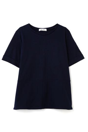 DIRECTOIRE 異素材Tシャツ