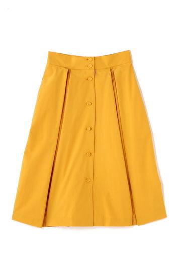 Unaca フロントボタンスカート