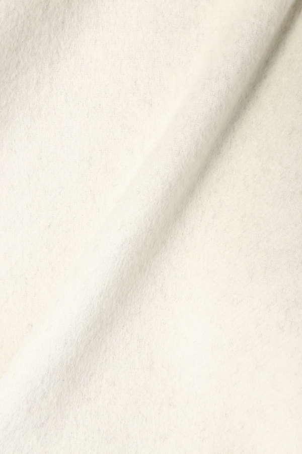 【eclat 12月号掲載】Unaca リバーシブルベルトコート