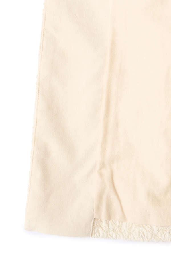 Hermaphrodite ジャカードショートジャケット