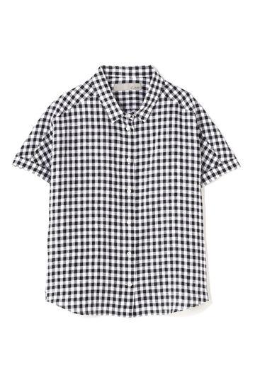 Luxluft ドルマンリネンシャツ