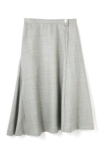 Hermaphrodite ドットツイルフレアスカート