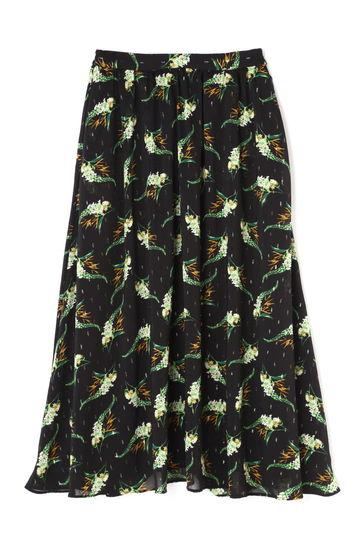 Unaca ギャザースカート