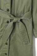 【再入荷】Luxluft ツイルシャツコート