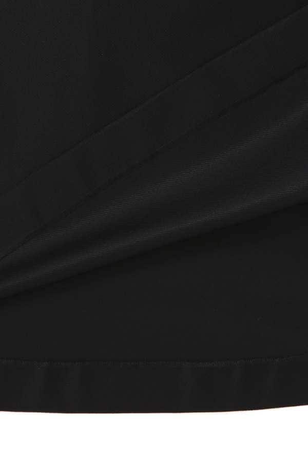 【スタイリング特集】Unaca noir キュプラ混バランサーキュラーワンピース