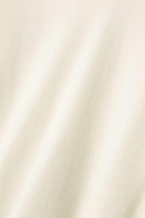 【STORY 3月号掲載】Unaca noir レーヨン混V開きニット