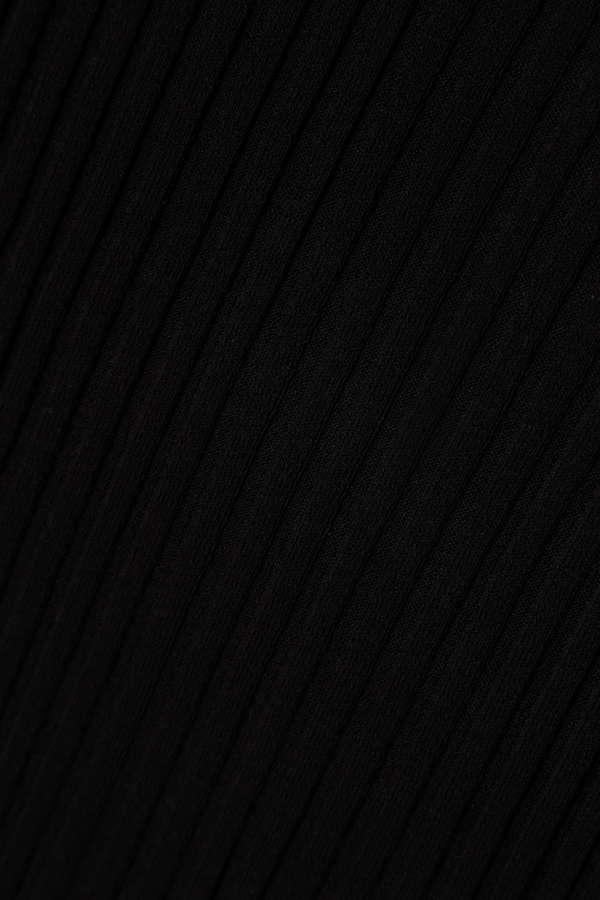 [web限定ピンクカラー]Unaca ワイドリブプルオーバー