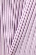 【MORE 3月号掲載】[web限定ピンクカラー]Unaca ワイドリブタートルプルオーバー(アンサンブル対象商品)