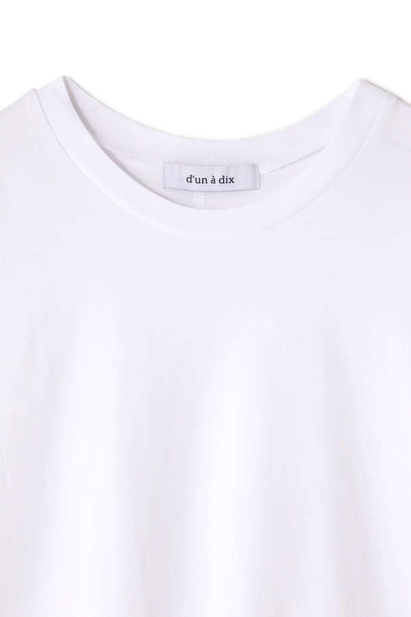 【先行予約 5月下旬 入荷予定】dunadix バックフレアーTシャツ