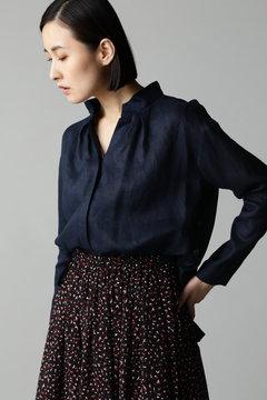 DIRECTOIRE リネンスラッシュシャツ