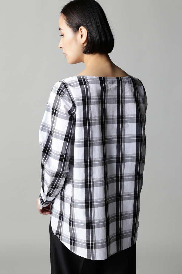DIRECTOIRE ボートネックプルオーバーシャツ