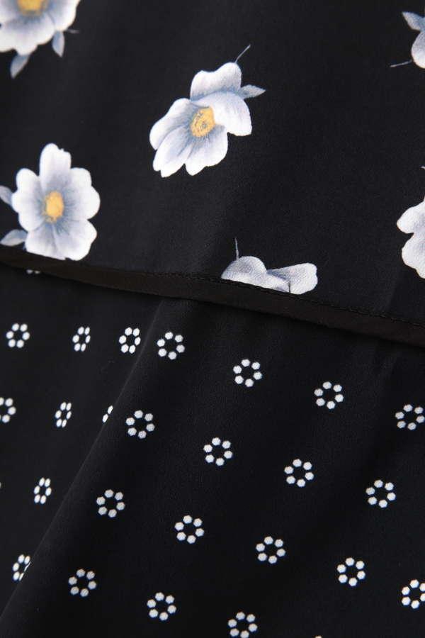 【flower series】Unaca フラワープリントデザインキャミ