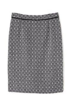 DIRECTOIRE ジオメツイードスカート
