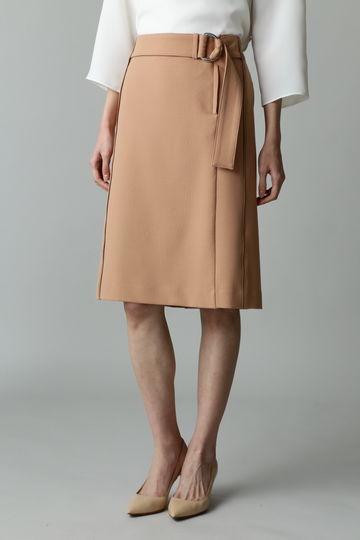 DIRECTOIRE ベルトタイトスカート
