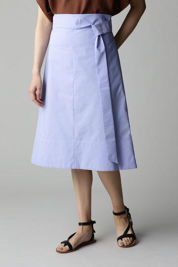 Unaca noir トルファンフレアースカート(セットアップ対象商品)