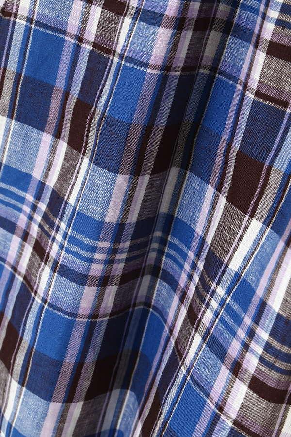Luxluft リネンフレアスカート