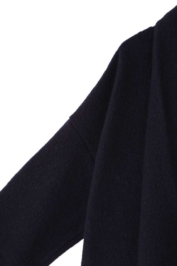 【GISELe 11月号掲載】dunadix ウール圧縮コート