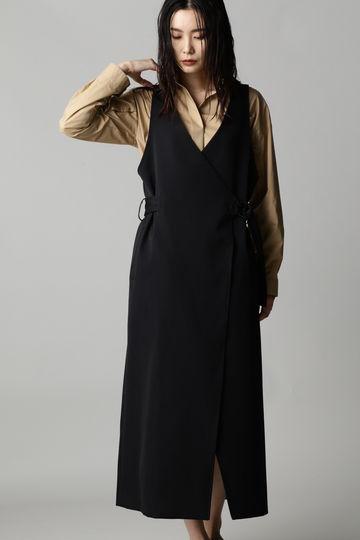 DIRECTOIRE カシュクールジャンパースカート