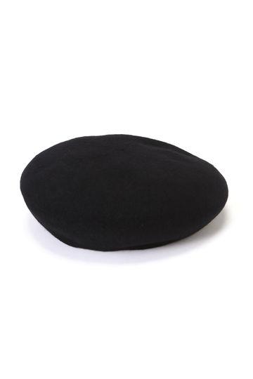 【MORE 10月号掲載】Fuhlen ウールベレー帽
