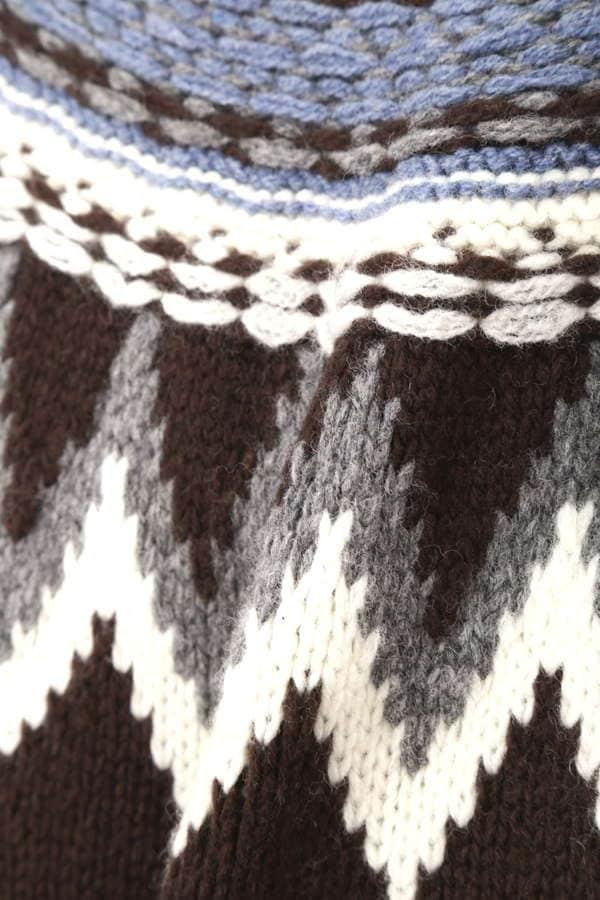 dunadix ノルディックセーター