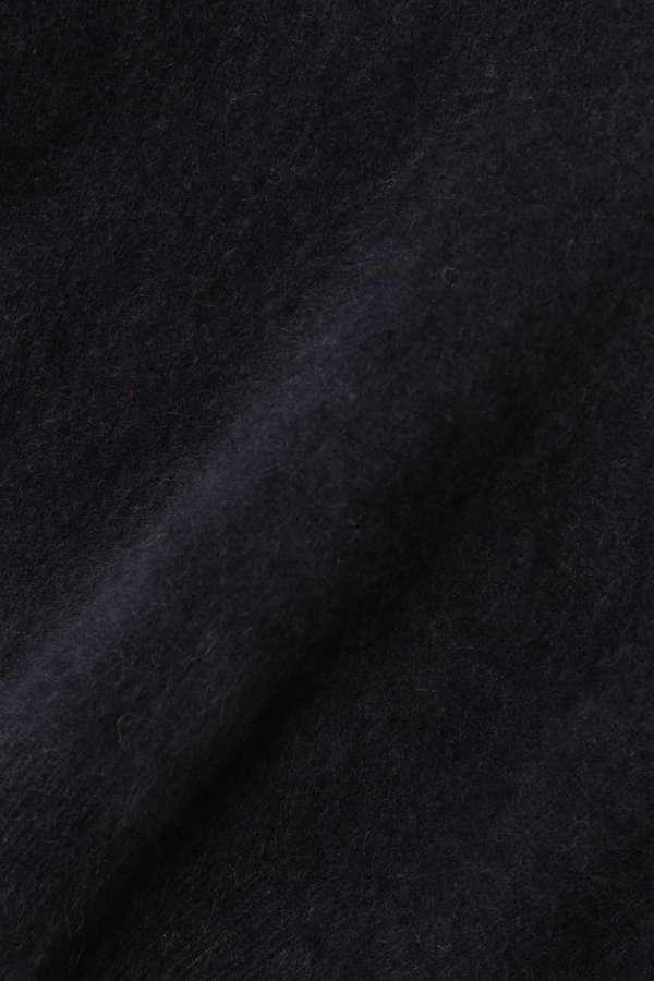 Unaca noir ラクーンニットプルオーバー