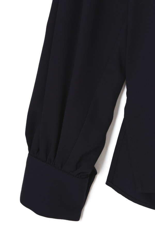 dunadix 袖ギャザーブラウス