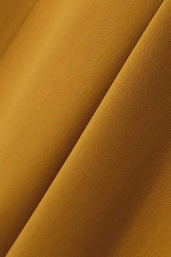 DIRECTOIRE ウールチノタックワイドパンツ