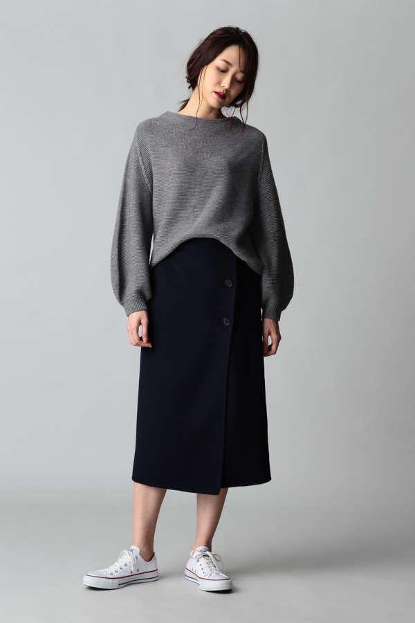 dunadix ダブルフェースリバーシブルスカート