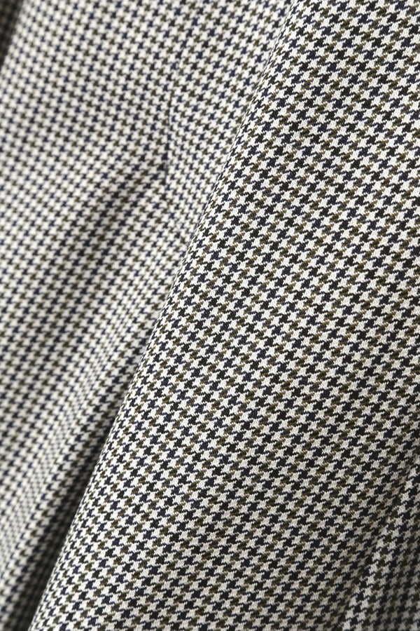 DIRECTOIRE クラシカル千鳥フレアスカート